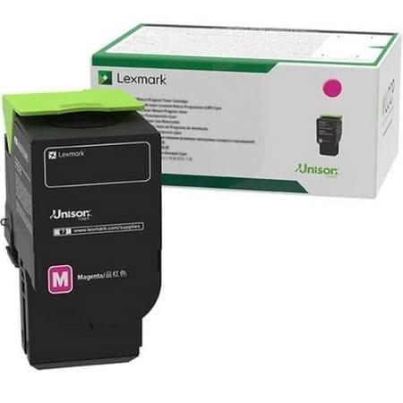 Lexmark Magenta Ultra High Yield Toner Cartridges (78C6UME) Genuine