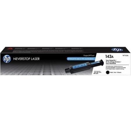 HP 143A Black Toner Cartridges (W1143A) Genuine