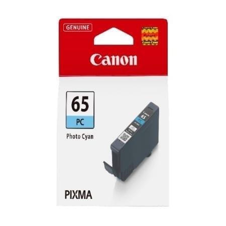 Canon Photo Cyan Ink Cartridges (CLI-65PC) Genuine