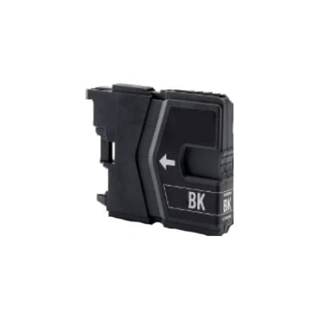 Brother Black Ink Cartridges (LC-40BK) Compatible