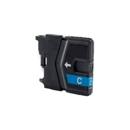Brother Cyan Ink Cartridges (LC-40C) Compatible