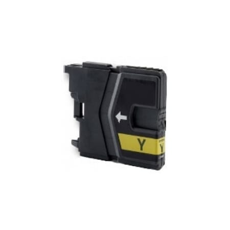 Brother Yellow Ink Cartridges (LC-40Y) Compatible