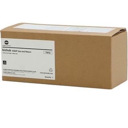 Konica Minolta Black Toner Cartridges (TNP54) Genuine