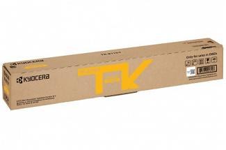 Kyocera Yellow Toner Cartridges (TK-5319Y) Genuine