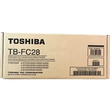 Toshiba Waste Toner Bottles (TB-FC28) Genuine