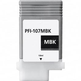 Canon Matte Black Ink Cartridges (PFI-107MBK) Compatible