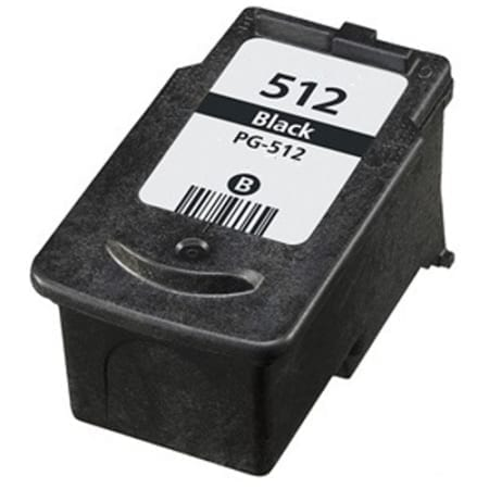 Canon Black High Yield Ink Cartridges PG-512) Compatible