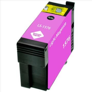 Epson 157 Vivid Light Magenta Ink Cartridges (T1576) Compatible