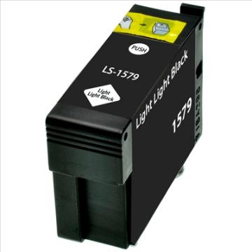 Epson 157 Light Light Black Ink Cartridges (T1579) Compatible