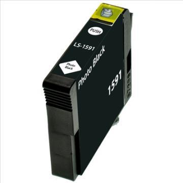 Epson 159 Photo Black Ink Cartridges (T1591) Compatible