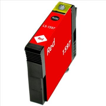 Epson 159 Red Ink Cartridges (T1597) Compatible
