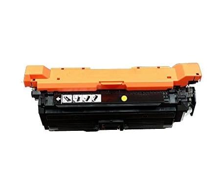 HP 654A Yellow Toner Cartridges (CF332A) Compatible